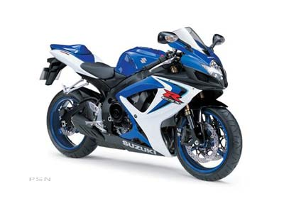 2006 Suzuki GSX-R600™ in Norfolk, Virginia