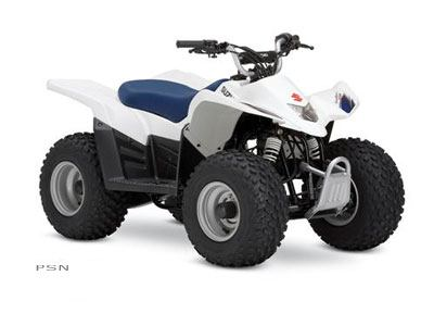 2007 Suzuki QuadSport® Z50 in Hendersonville, North Carolina
