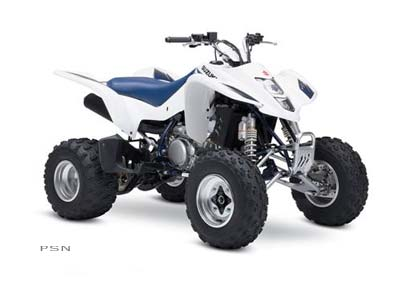 2007 Suzuki QuadSport® Z400™ in Van Nuys, California