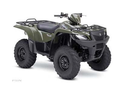 2007 Suzuki KingQuad® 450 4x4 in Cedar City, Utah - Photo 13