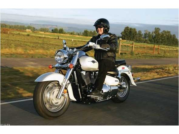 2007 Suzuki Boulevard C90 in Highland Springs, Virginia