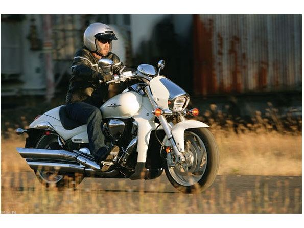 2007 Suzuki Boulevard M109R in Fort Worth, Texas - Photo 3