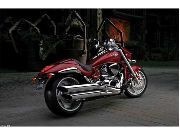 2007 Suzuki Boulevard M109R in Fort Worth, Texas - Photo 2