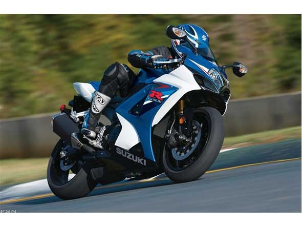 2007 Suzuki GSX-R1000™ in Highland Springs, Virginia