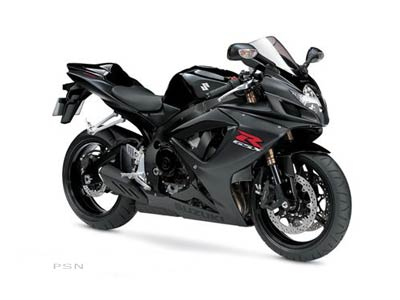 2007 Suzuki GSX-R600™ in Norfolk, Virginia