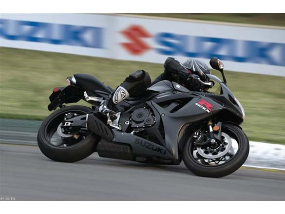 2007 Suzuki GSX-R600™ in Sioux Falls, South Dakota - Photo 3