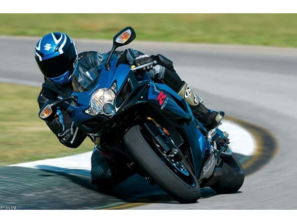 2007 Suzuki GSX-R600™ in Pinellas Park, Florida - Photo 2