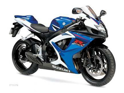 2007 Suzuki GSX-R750™ in Oakdale, New York