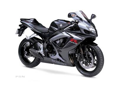 2007 Suzuki GSX-R750™ in Norfolk, Virginia