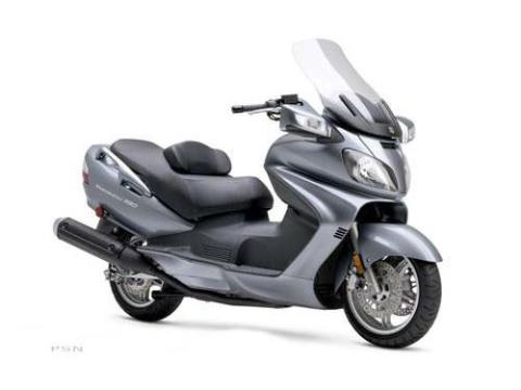 2007 Suzuki Burgman™ 650 in Johnson City, Tennessee