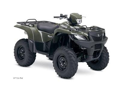 2008 Suzuki KingQuad® 750AXi 4x4 in Laredo, Texas