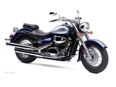 2008 Suzuki Boulevard C50 in Asheville, North Carolina