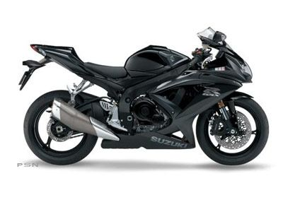 2008 Suzuki GSX-R600™ in Pinellas Park, Florida