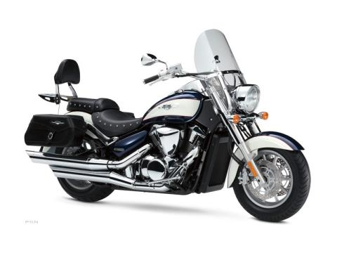 2008 Suzuki Boulevard C109RT in Athens, Ohio