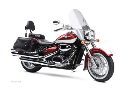 2008 Suzuki Boulevard C50T in Jamestown, New York