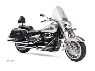 2008 Suzuki Boulevard C90T in Elkhart, Indiana - Photo 2
