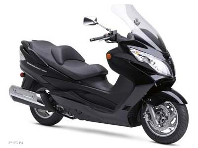 2008 Suzuki Burgman™ 400 in Chula Vista, California - Photo 2
