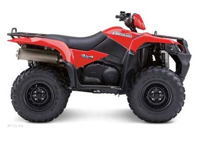 2009 Suzuki KingQuad® 450AXi in Goldsboro, North Carolina