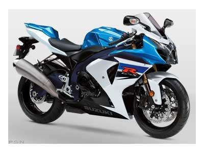 2011 Suzuki GSX-R1000™ in Oakdale, New York