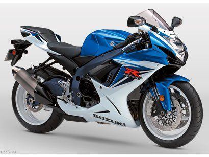 2011 Suzuki GSX-R600™ in Brooklyn, New York