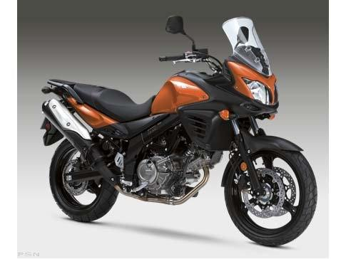 2012 Suzuki V-Strom 650 ABS in Jamestown, New York - Photo 5