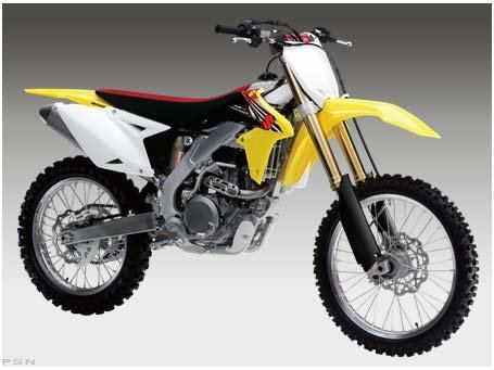 2012 Suzuki RM-Z450 in Escanaba, Michigan - Photo 7