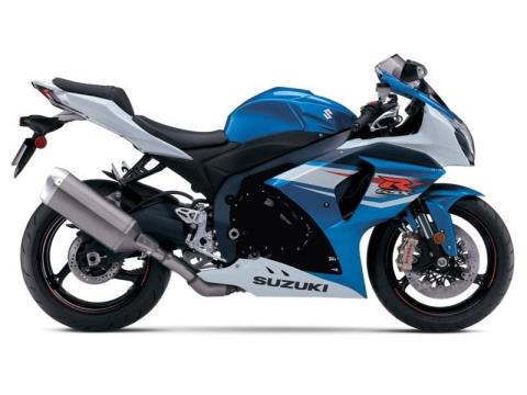 2012 Suzuki GSX-R1000™ in Irvine, California