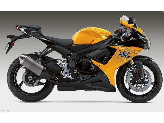 2012 Suzuki GSX-R750™ in Cary, North Carolina