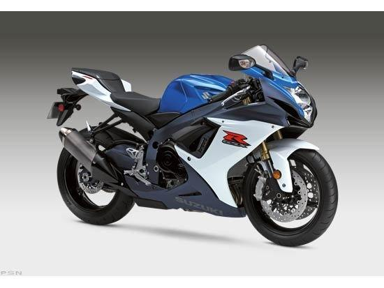 2012 Suzuki GSX-R750™ in Oakdale, New York