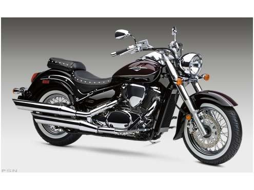 2012 Suzuki Boulevard C50T Classic in Jonestown, Pennsylvania