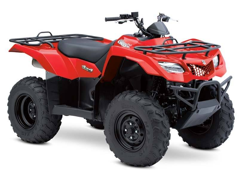 2013 Suzuki KingQuad® 400FSi in Petaluma, California