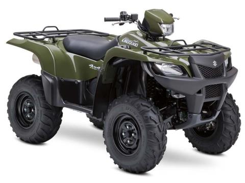 2013 Suzuki KingQuad® 750AXi  in Littleton, New Hampshire