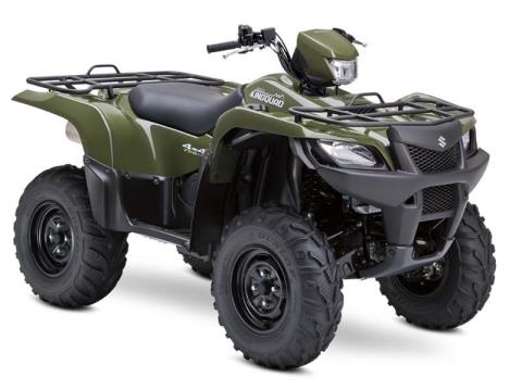 2013 Suzuki KingQuad® 750AXi Power Steering  in Unity, Maine