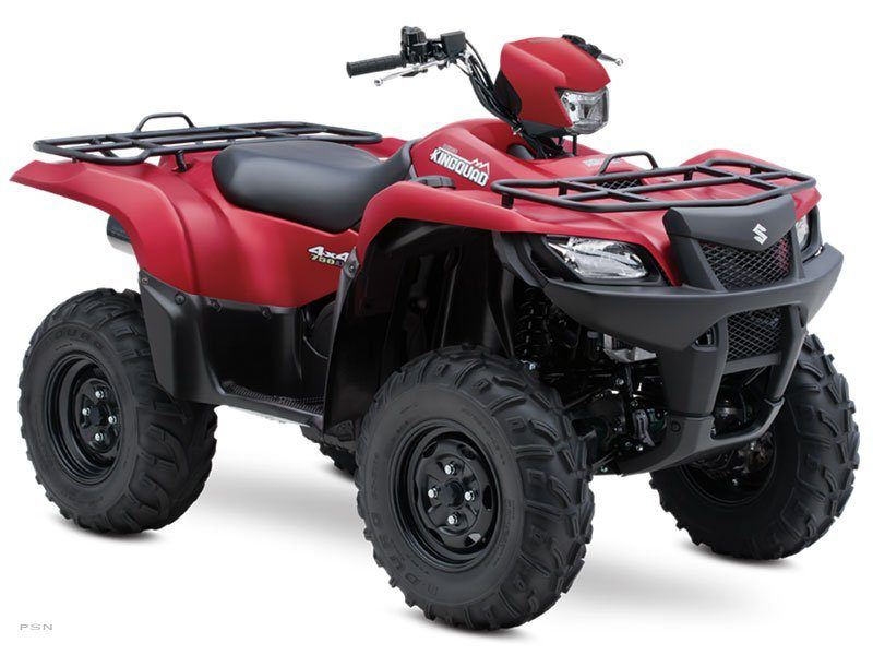 2013 Suzuki KingQuad® 750AXi Power Steering 30th Anniversary Edition in Superior, Wisconsin - Photo 5