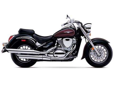 2013 Suzuki Boulevard C50 Special Edition in Honesdale, Pennsylvania - Photo 3