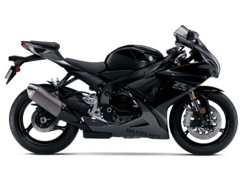 2013 Suzuki GSX-R750™ in Thomaston, Connecticut