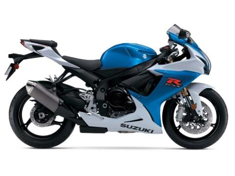 2013 Suzuki GSX-R750™ in Melbourne, Florida