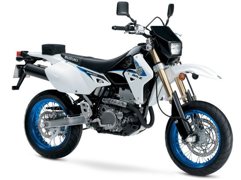 2013 Suzuki DR-Z400SM  in Jamestown, New York