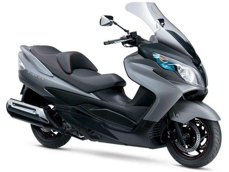 2013 Suzuki Burgman™ 400 ABS in Norfolk, Virginia