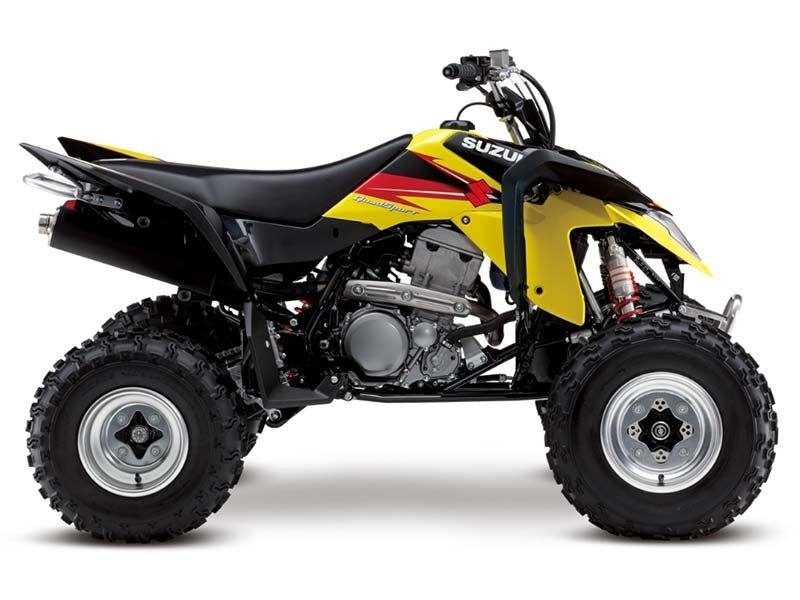 2014 Suzuki QuadSport® Z400 in Everett, Pennsylvania - Photo 2