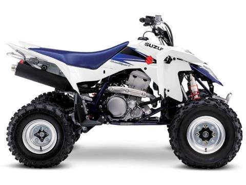 2014 Suzuki QuadSport® Z400 in Cohoes, New York