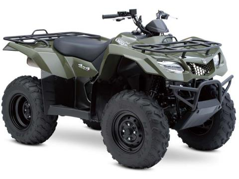2014 Suzuki KingQuad® 400ASi in Little Rock, Arkansas
