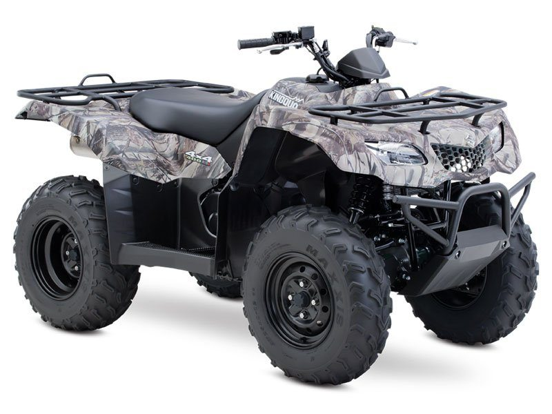 2014 Suzuki KingQuad® 400ASi Camo in Little Rock, Arkansas