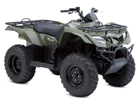 2014 Suzuki KingQuad® 400FSi in Little Rock, Arkansas