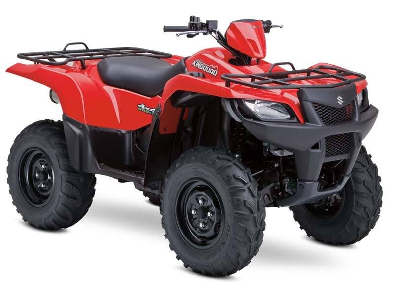 2014 Suzuki KingQuad® 500AXi in Little Rock, Arkansas