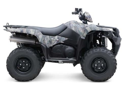 2014 Suzuki KingQuad® 500AXi Camo Power Steering in Little Rock, Arkansas