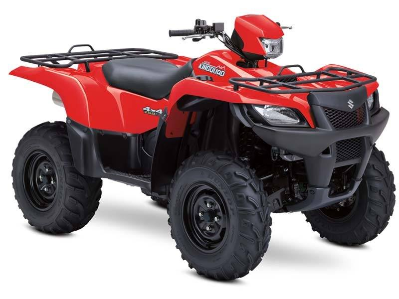 2014 Suzuki KingQuad® 750AXi in Little Rock, Arkansas