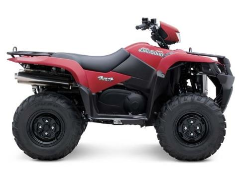 2014 Suzuki KingQuad® 750AXi Limited Edition in Omaha, Nebraska