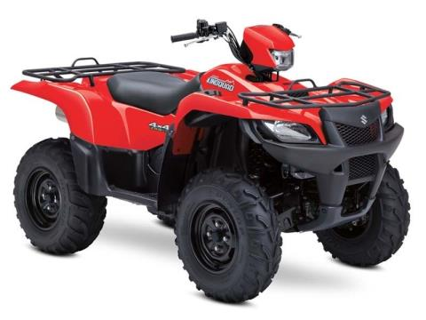 2014 Suzuki KingQuad® 750AXi Power Steering in Yankton, South Dakota