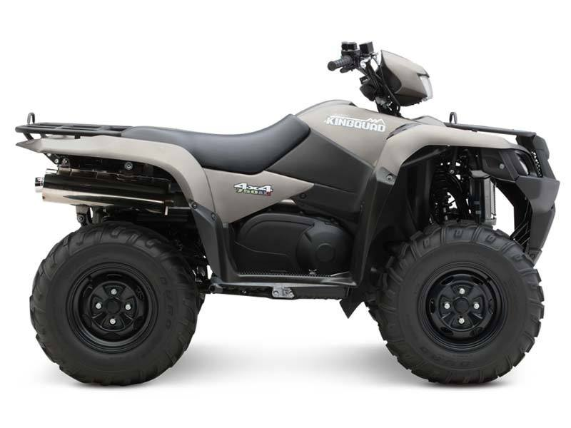 2014 Suzuki KingQuad® 750AXi Power Steering Limited Edition in Little Rock, Arkansas